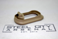Steel City Arsenal Slim Magwell for Polymer 80 PF940V2 Full Size Frames Magpul FDE