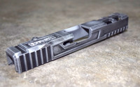 [Karve] G17 Gen 3 Battleworn Gray with Trijicon RMR Cut & Cover Plate