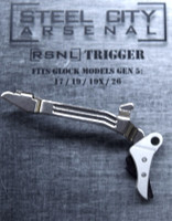 Steel City Arsenal [RSNL] Trigger for Glock Gen 5 Glock 17/19/19X/26/45
