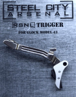 Steel City Arsenal [RSNL] Trigger for Glock  G43/43X/48