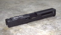 [Ultralight] Slide for Glock 17 Gen 3 Armor Black RMR Cut Poly 80