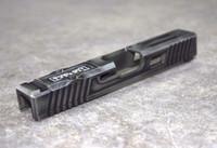 [RSNL] Slide for Glock 19 Gen 3 Battleworn Green RMR Cut Poly 80
