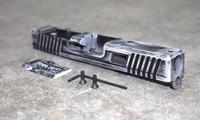 [RSNL] Slide for Glock 19 Gen 3 Battleworn White RMR Cut Poly 80