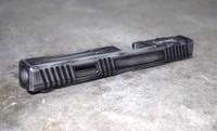 [RSNL] Slide for Glock 34 Gen 3 Battleworn Gray RMR Cut Poly 80
