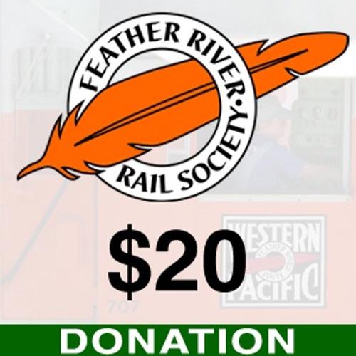 FRRS Donation