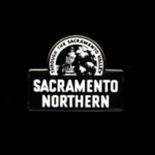 15. Sacramento Northern capitol dome logo