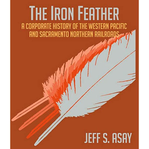 The Iron Feather by Jeff Asay cover