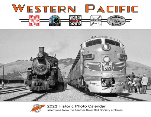 2022 Western Pacific Photo Calendar