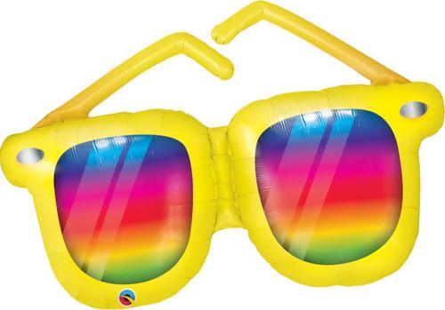 Jumbo Sunglasses Foil Balloon