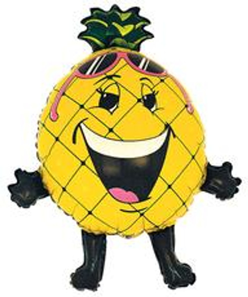 Cool Dude Pineapple Foil Balloon