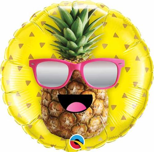 "18"" Mr. Cool Pineapple Balloon"