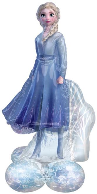Elsa Disney Princess AirLoonz Foil Decor