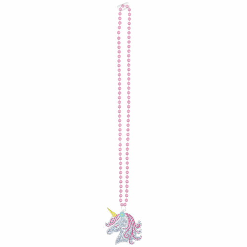 Enchanted Unicorn Necklace Birthday Party Favor