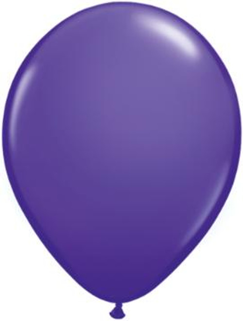 Purple Violet Latex Balloon