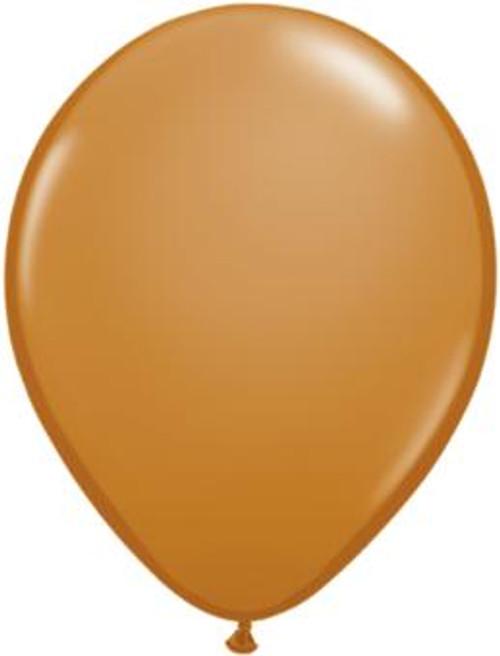"16"" Mocha Brown Balloon"