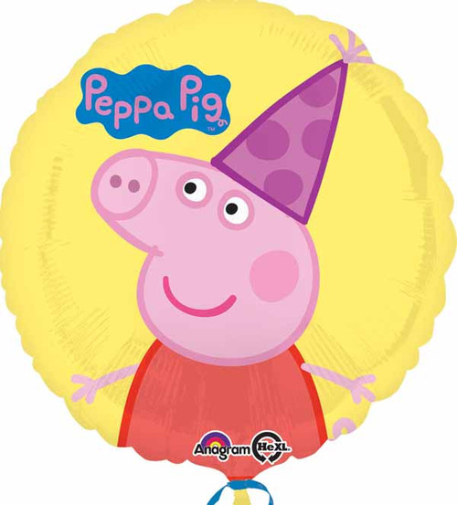 Peppa Pig Balloon for Parties
