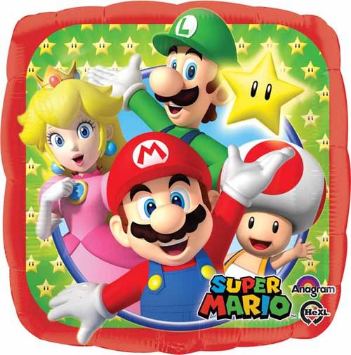 Square Mario Balloon