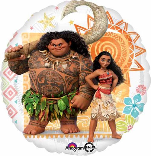 Moana Movie Balloon Hawaiin Theme