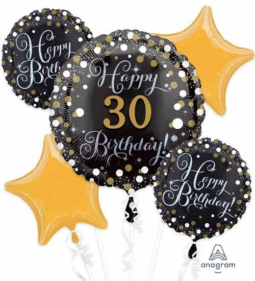 Customize Birthday Balloon Bouquet