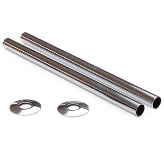 SLEEVE-300-C - Chrome Sleeving Kit 300mm (pair)