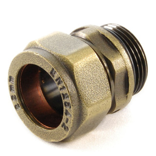 ABB-22-ADP-OEB - 22mm Compression Adapter - Old English Brass