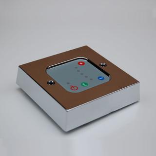 W-ELC-2-C - Electric Element Thermostatic Control Unit - Chrome