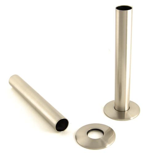 SLEEVE-130-SN - Satin Nickel Sleeving Kit 130mm (pair)