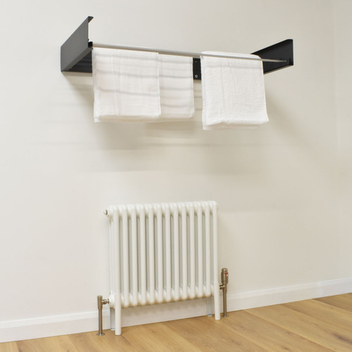 TH-RACK-A-LS00 - Foldable Wall Mounted Towel Hanger - Anthracite