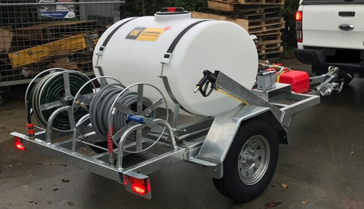 Jetter Trailers