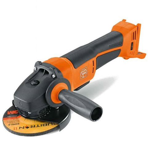 FEIN 18V Compact Cordless Grinder with Safety Switch - EXCLUDES Battery & Charger (CCG 18-125BLPD | 71200462000)
