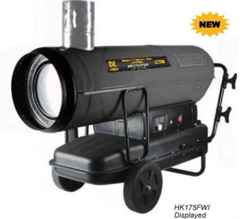 Fan Forced Heater 170,000 BTU (50kW) with Flu (PIN HK170FWI)