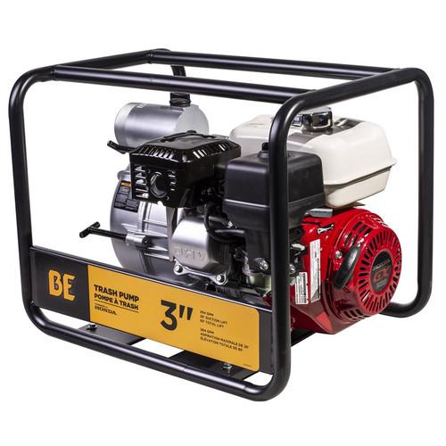 "3"" Honda GX Powered Semi-Trash Pump (124 TPS3065-H)"