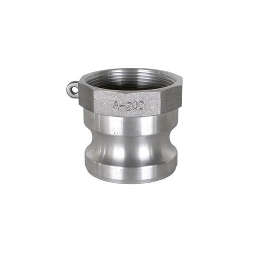 """3"""" Type A Aluminium Camlock (125 90.390.300BA)"""