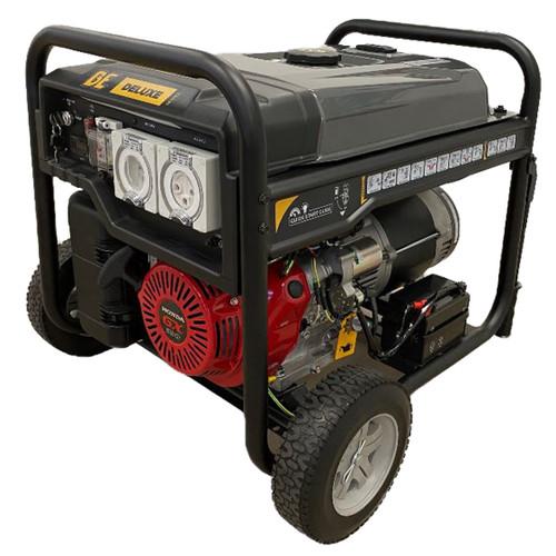 8.0 kVa Honda Generator (123 G8000-HELT)