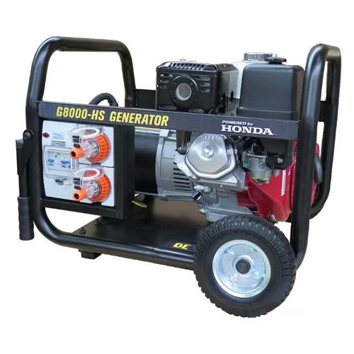 8kVa Honder Powered Generator