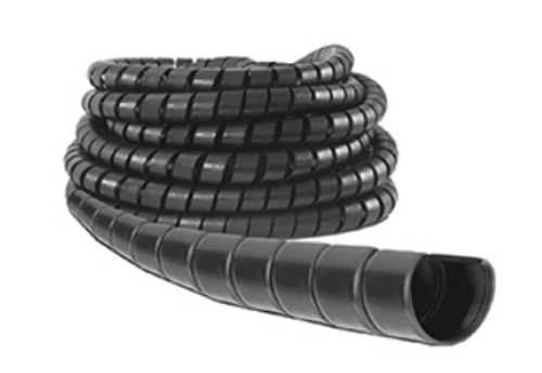 20m Spiral Wrap for High Pressure Hose - Red (165 R20SSG-R 20m)