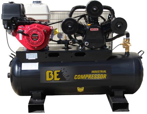 Honda Industrial 160 Litre Belt Drive Air Compressor - 1160L/min FAD (COM P16013-H)