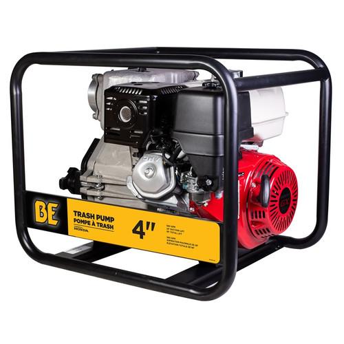 """4"""" Trash Transfer Pump - HONDA GX390 Engine (124 TP-4013H"""