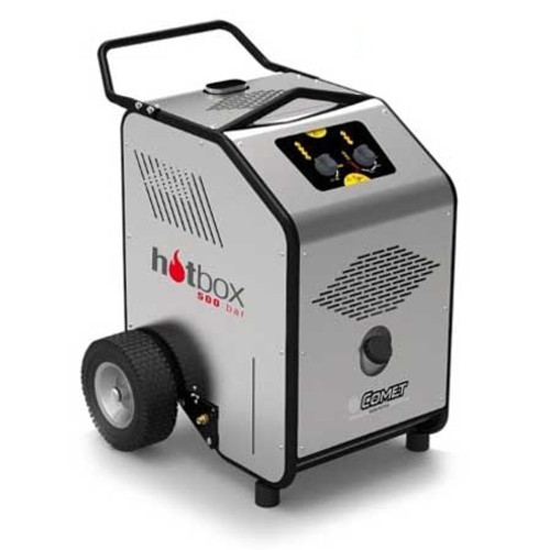 HotBox Boiler Unit 7250psi Max. 25Lt/min (108 FIRE D)