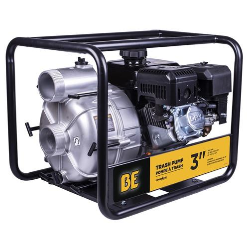 "3"" Powerease Semi-Trash Pump (124 TPS3070-R)"