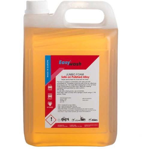DET Jumbo Foam - 5 Litre (DET Jumbo Foam 5)