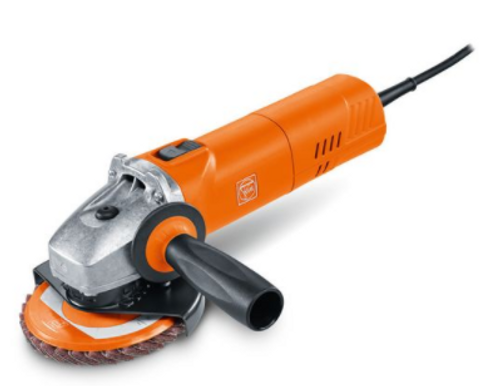 """FEIN 1700W Compact Angle Grinder 5"""" / 125mm Variable Speed (WSG 17-70 Inox 