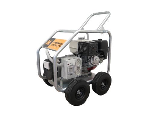 8.8kVA Commercial Plus - Trade Spec Generator (123 G8800M-HST)