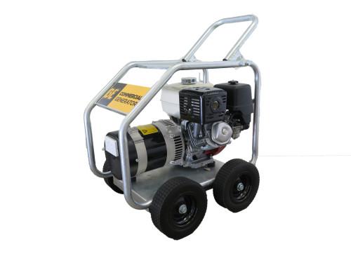 8.8kVA Commercial - Standard E/S Generator (123 G8800M-HER)