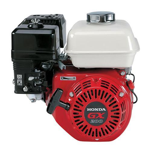"""Honda Engine GX200 6.5 hp 3/4"""" Tapered Shaft (GX200UT2VXU1)"""