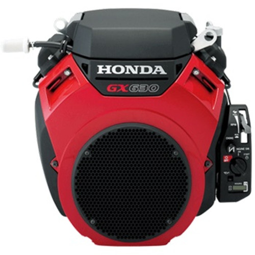 "Honda Engine GX630 20hp 1"" Keyed Shaft (GX630RHQZB39)"