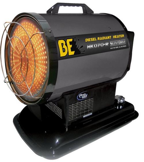 Radiant Heater - Diesel 70000 BTU (PIN HK070R)
