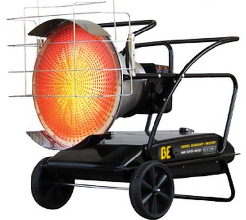 Radiant Heater - Diesel 125,000 BTU (PIN HK125RW)