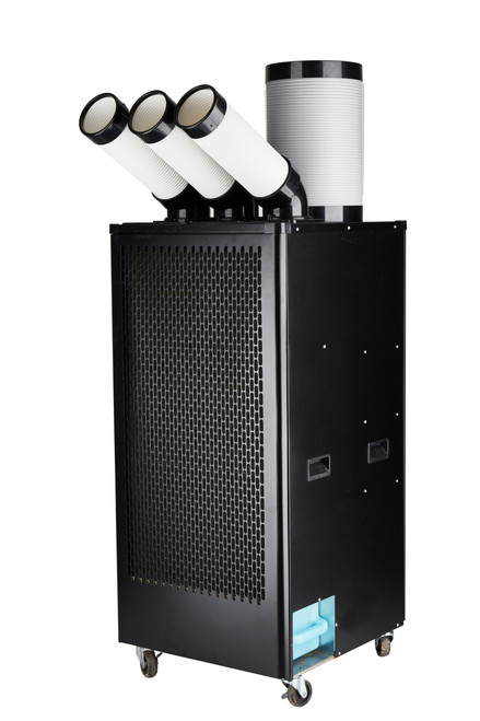 6.5 kW Industrial Portable Air Conditioner (PIN BGK1801-65)