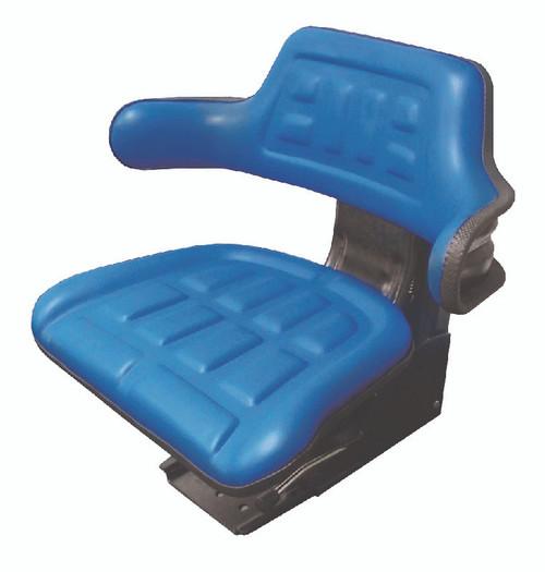 Universal Tractor Seat - Blue (SEA-300RMB)